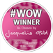 WOW badge-Jacqueline Gold